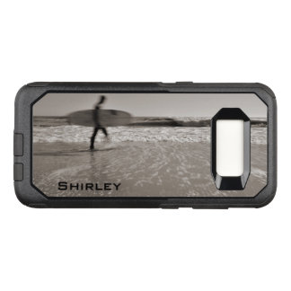 Surfer by Shirley Taylor OtterBox Commuter Samsung Galaxy S8 Case