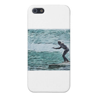 surfer case for iPhone SE/5/5s