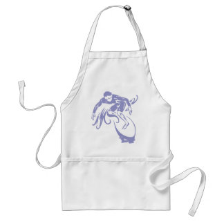 Surfer Dude Adult Apron