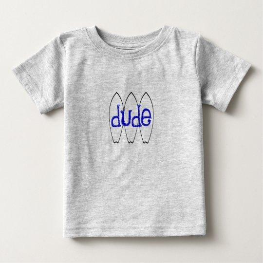 Surfer Dude Baby T-Shirt