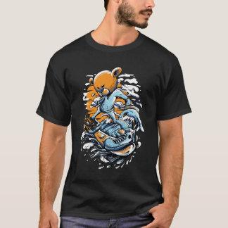 Surfer Dude Basic T-shirt