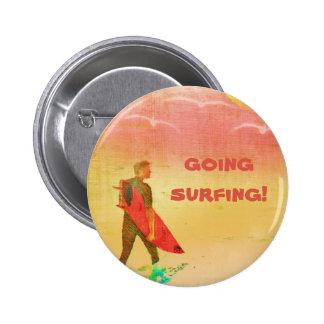 Surfer Dude Buttons