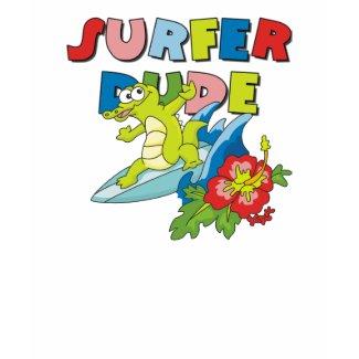 Surfer Dude T-shirt shirt