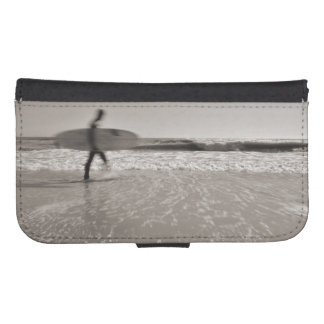 Surfer Galaxy S4 Wallet Case