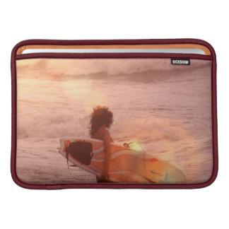 """Surfer Girl 11"""" MacBook Sleeve"""