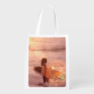 surfer-girl-2.jpg grocery bag