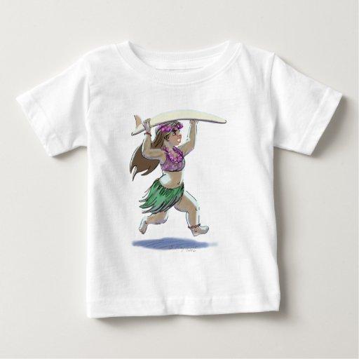 SuRfEr GiRL Baby T-Shirt