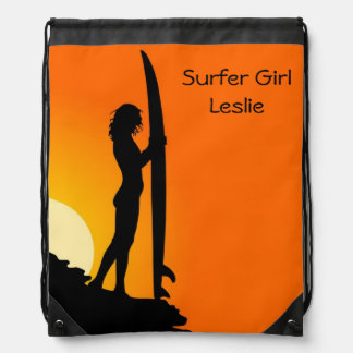 Surfer Girl Backpack