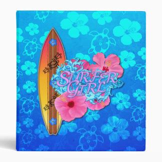 Surfer Girl Binder