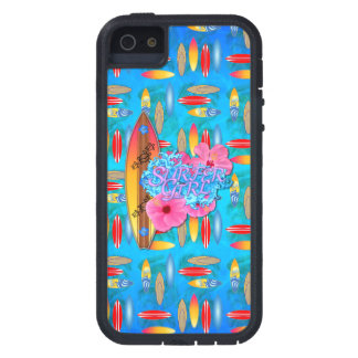 Surfer Girl iPhone 5 Cover