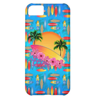 Surfer Girl iPhone 5C Covers