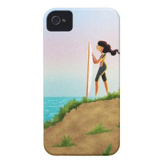 Surfer Girl Case-Mate iPhone 4 Case