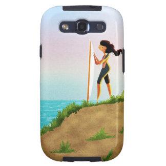 Surfer Girl Galaxy SIII Case