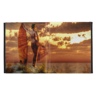 Surfer Girl iPad Cases