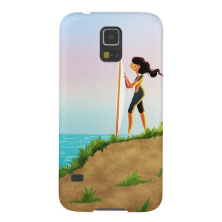 Surfer Girl Galaxy S5 Cover