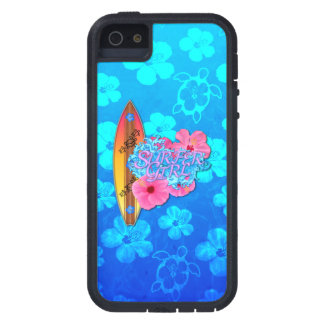 Surfer Girl Case For iPhone SE/5/5s