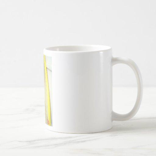 surfer girl coffee mug