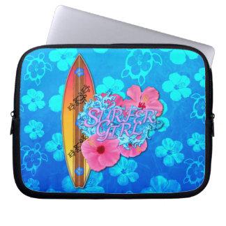 Surfer Girl Computer Sleeve