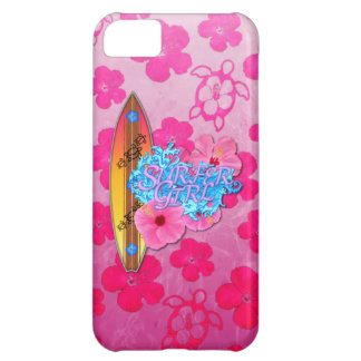 Surfer Girl Cover For iPhone 5C