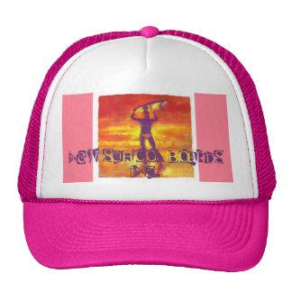 SURFER GIRL HAT