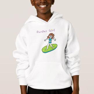 Surfer Girl Hoodie