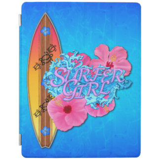 Surfer Girl iPad Cover