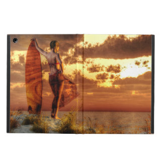 Surfer Girl Cover For iPad Air