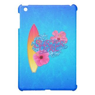 Surfer Girl Case For The iPad Mini