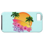 Surfer Girl iPhone 5 Case