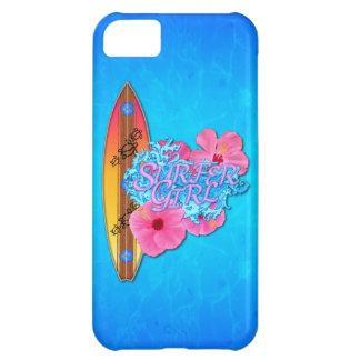 Surfer Girl iPhone 5C Case