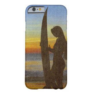 Surfer Girl iPhone 6 case