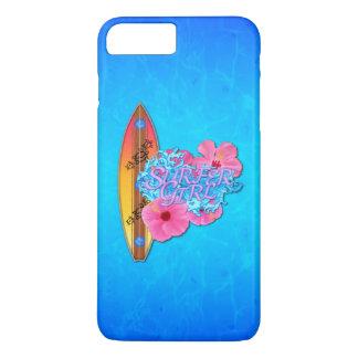 Surfer Girl iPhone 8 Plus/7 Plus Case