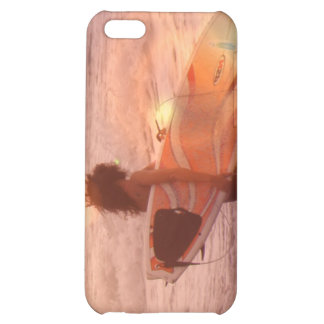 Surfer Girl iPhone Case Case For iPhone 5C