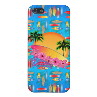 Surfer Girl Case For iPhone 5