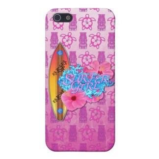 Surfer Girl Covers For iPhone 5