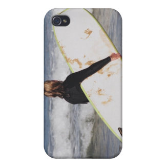 Surfer Girl Cases For iPhone 4