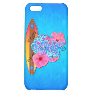 Surfer Girl Case For iPhone 5C
