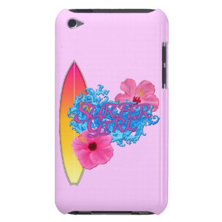 Surfer Girl iPod Case-Mate Case