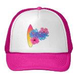 Surfer Girl Mesh Hats
