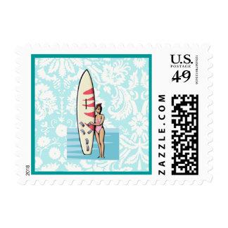 Surfer Girl Postage