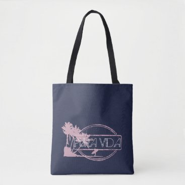 Surfer Girl Pura Vida Beach Bag