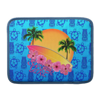Surfer Girl Sleeve For MacBook Air