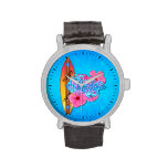 Surfer Girl Watches