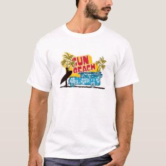 Surfer Illustration T-Shirt