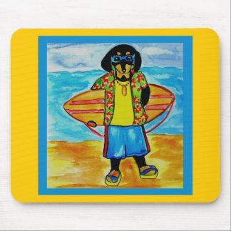 Surfer Joe Mouse Pad