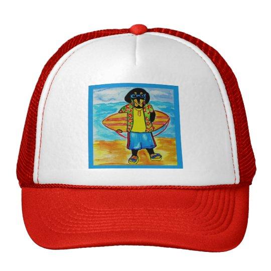 Surfer Joe Trucker Hat