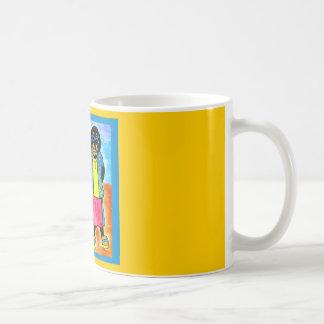 Surfer Joe's Van Coffee Mug