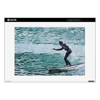 surfer laptop skin