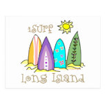 Surfer Long Island Gear Post Cards