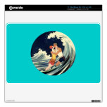 Surfer Lovers MacBook Decals